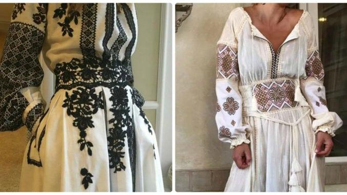 Вишиті сукні купити в інтернет-магазині 2KOLYORY: красиво, модно, стильно і актуально