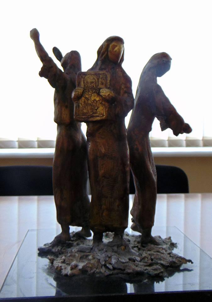 В Измаиле будет установлена скульптура