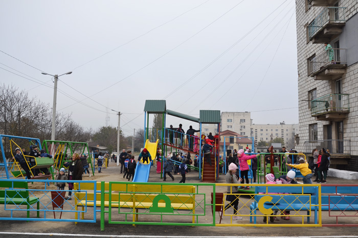 улица Бадаева Измаил