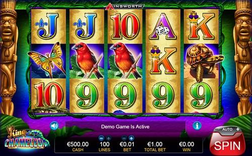 Обзор игровых автоматов Кинг