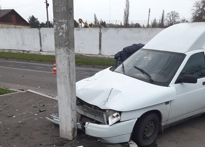 В Измаиле снова ДТП с пострадавшим. ФОТО