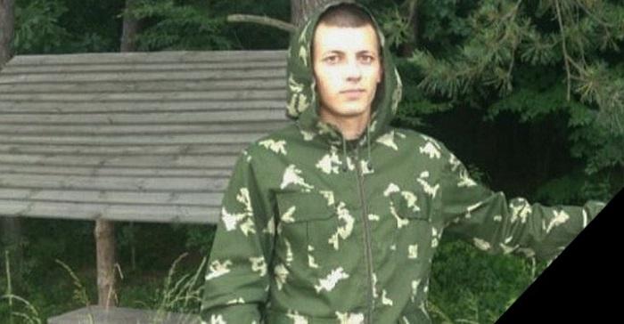 На Донбассе погиб воин из Бессарабии. ФОТО