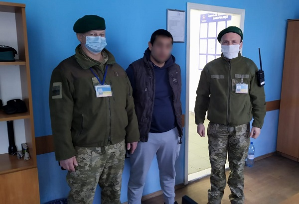 Пограничники задержали гражданина Молдовы, которого разыскивали правоохранители Румынии