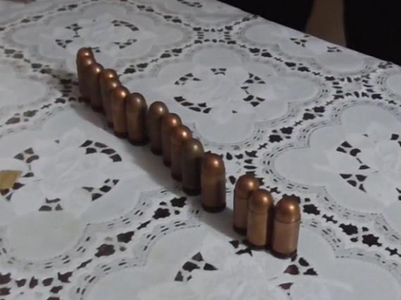 В Измаиле полицейские изъяли оружие, боеприпасы и наркотики. ВИДЕО