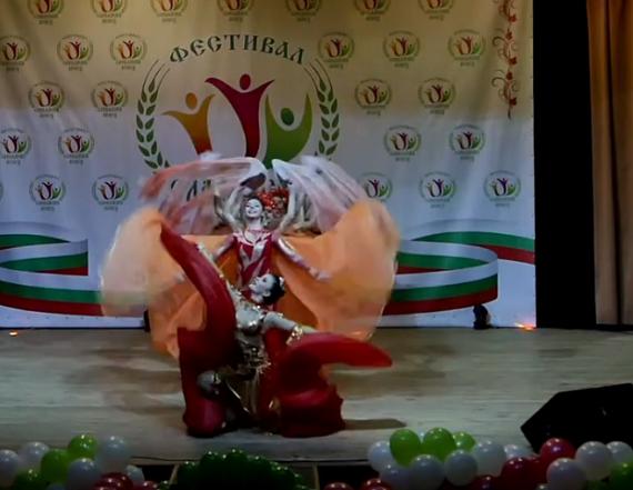 Измаильский ансамль танца попал в финал международного фестиваля. ВИДЕО