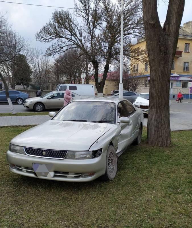 ДТП в Измаиле. Toyota - ВАЗ. ФОТО
