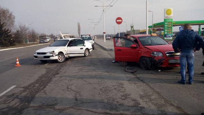ДТП в Измаиле. Снова пострадавшая. ФОТО