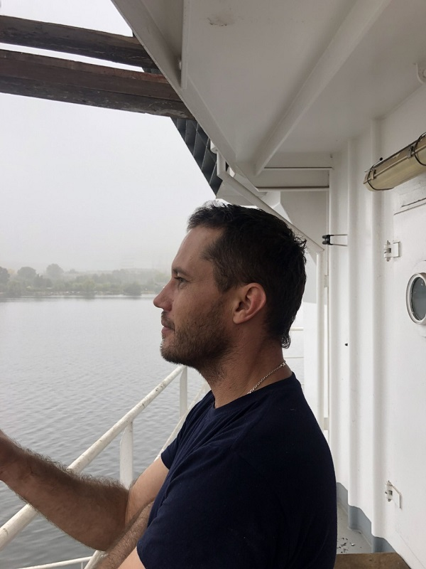 Украинский моряк пропал без вести в рейсе. ФОТО