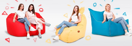 5 причин выбрать кресло-мешок на подарок