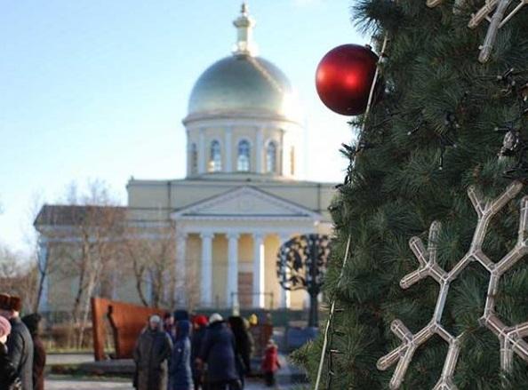 Килия отпраздновала Рождество Христово! ВИДЕО