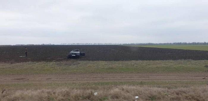 В ДТП на трассе Одесса-Рени погиб водитель BMW. ФОТО