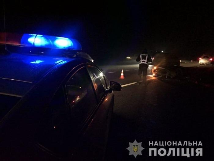 На трассе Одесса-Рени насмерть разбился измаильчанин. ФОТО