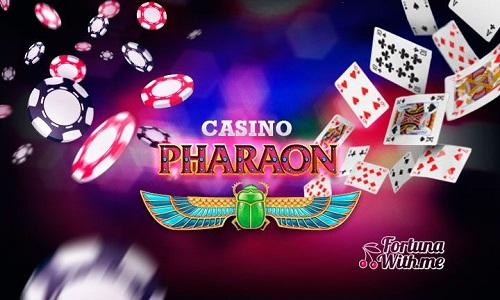 Игровой зал в интернет-казино Pharaon: лучшее место для геймера