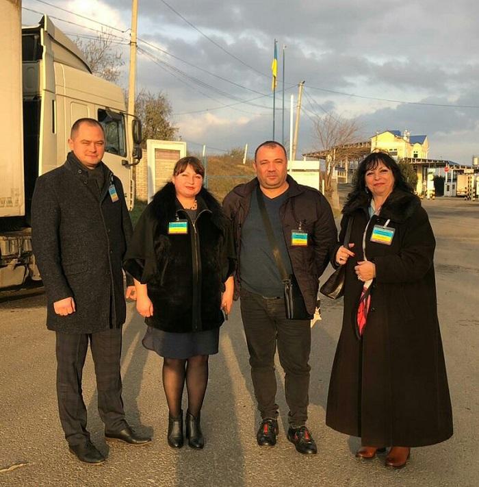 Пограничники Измаильского отряда обменивались опытом с коллегами из Болгарии