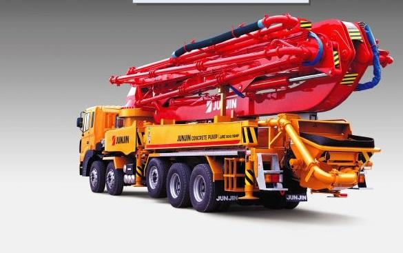 Аренда бетононасосов для транспортировки бетонной смеси