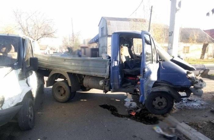 В Измаиле ДТП на одном из самых аварийных перекрестков. ФОТО