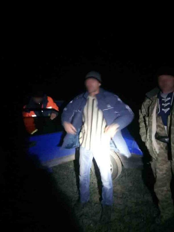 Пограничники задержали охотников, нарушивших правила охоты в Ренийском районе