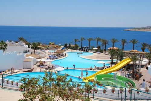 Лучшие пляжные отели Египта