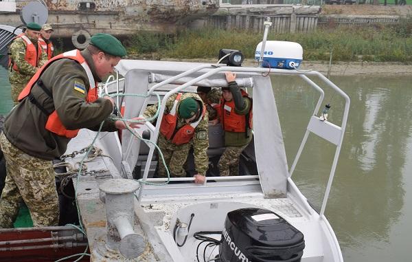 Измаильские моряки-пограничники прошли курсы повышения квалификации