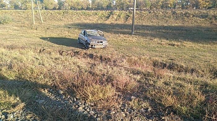 ДТП. На Объездной дороге столкнулись BMW и Mercedes. ФОТО