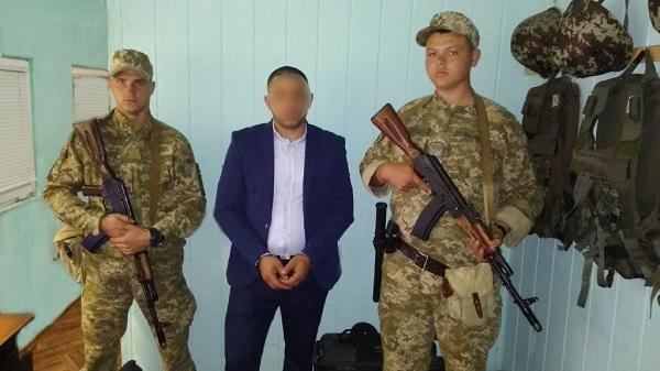 Измаильские пограничники задержали преступника, который находился в международном розыске