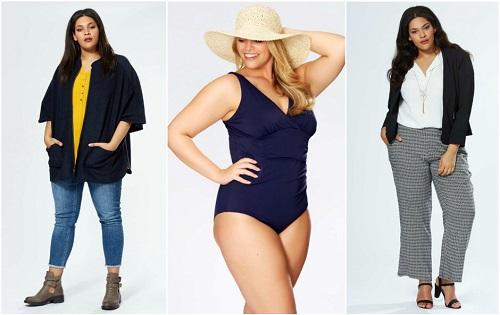 Как правильно выбрать осеннюю одежду большого размера