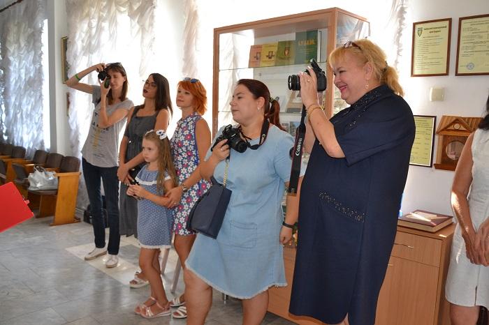 «Волшебница осень» в музее Придунавья. ВИДЕО