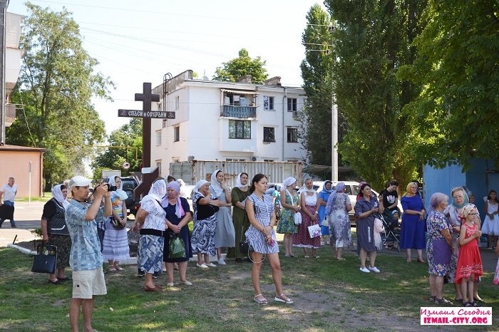 Храмовый праздник в Свято-Ильинской церкви. ФОТО