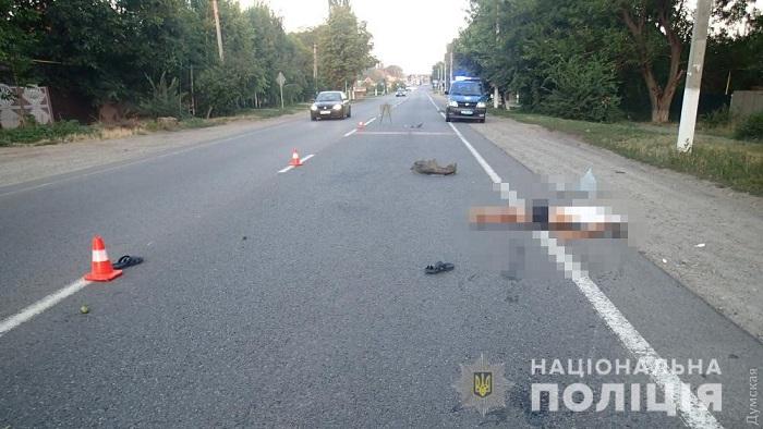 На трассе Одесса-Рени вновь смертельное ДТП. ФОТО