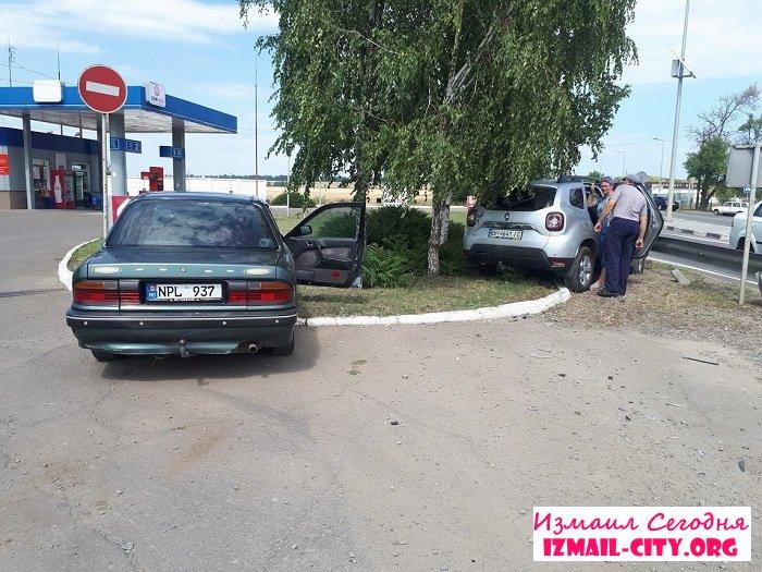На трассе Одесса-Рени снова ДТП. ФОТО