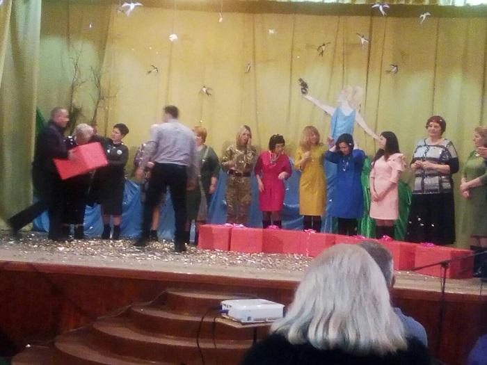 Пограничница Измаильского отряда Анна Онофрийчук стала «Мисс правоохранительная деятельность - 2017 года»