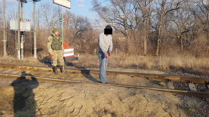нарушитель границы Украина