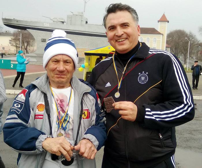 легкоатлетический пробег «Дунайская весна»