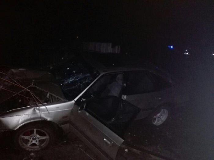 На автодороге Измаил-Болград произошло ДТП. ФОТО