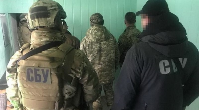Измаильский пограничник задержан на взятке. ФОТО