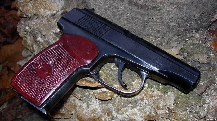 Купить пистолет Макарова под патрон Флобера ПМФ1