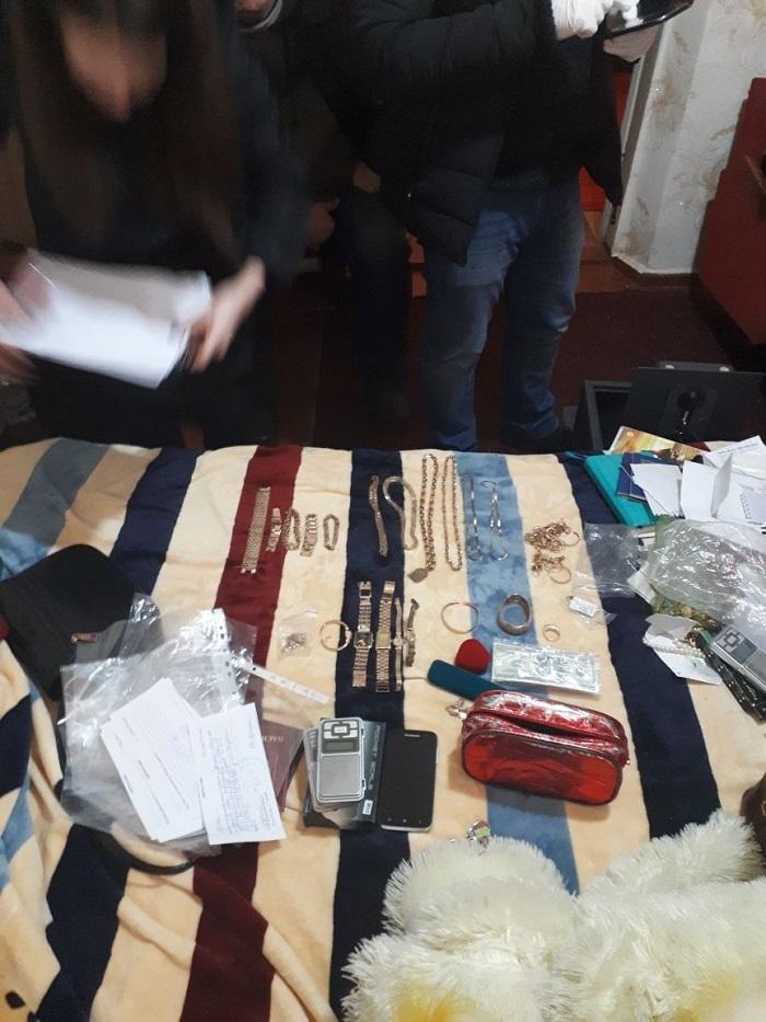 наркоторговцы Измаил