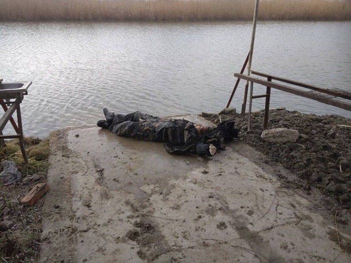 В реке Репида выловили два трупа