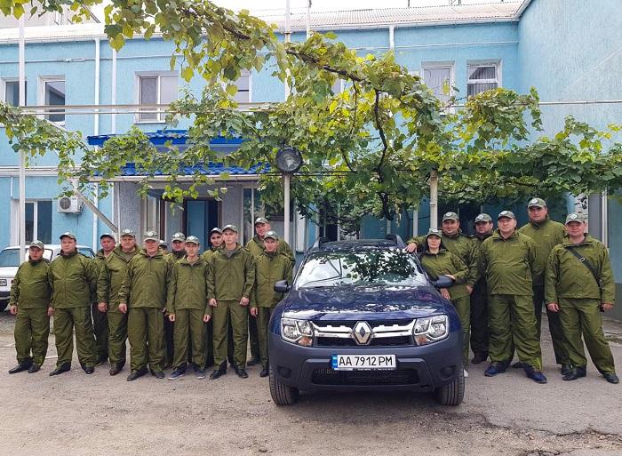 1,7 млн грн убытков и более 1,5 тыс нарушений изобличил Одесский рыбоохранный патруль в 2017 году
