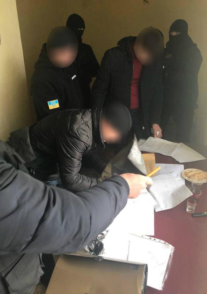 В Арцизе на взятке задержан замнчальника полиции