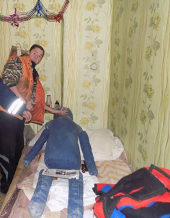 В Броске 40-летний сын убил прикованную к постели мать