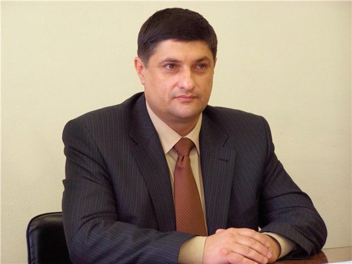 Мэр Измаила Андрей Абрамченко