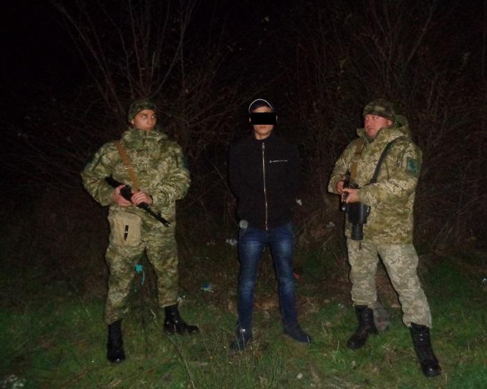 нарушитель границы Болград