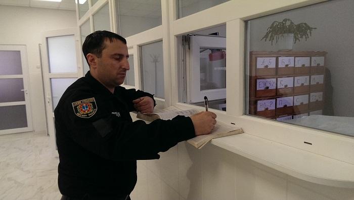 полиция Измаил