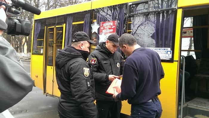 В Измаиле продолжается Операция «Перевозчик-зима 2017»