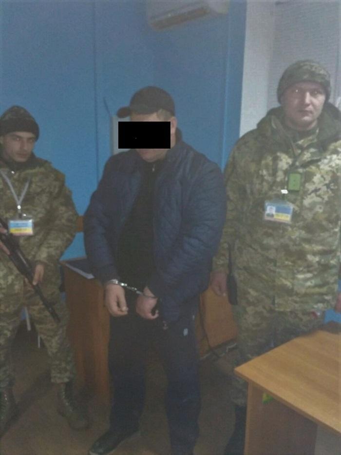 грабитель из Молдовы