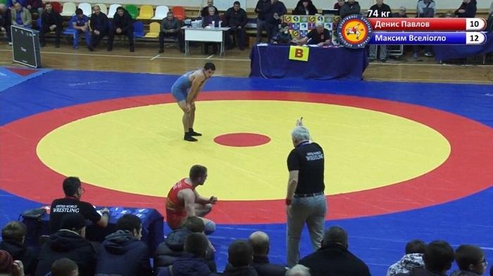 Измаильчанин завоевал золотую медаль на Кубке Украины по вольной борьбе