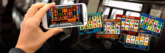 Игровые автоматы на мобильный