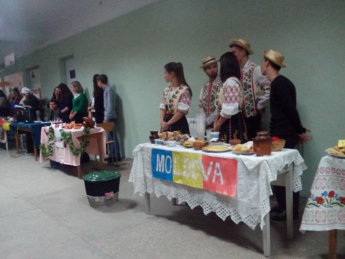 Дунайская осень в ИГГУ Измаил