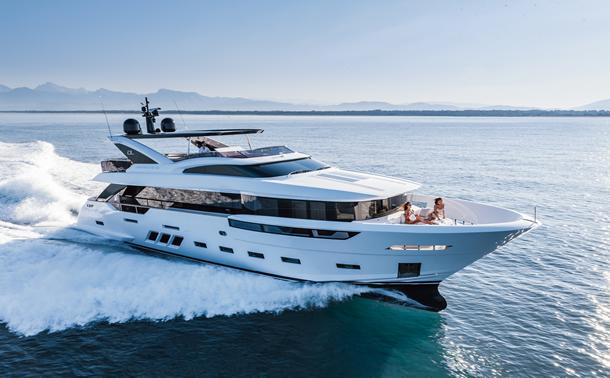 яхты Dreamline Yachts